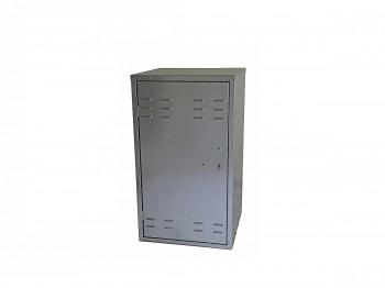 Growi Sattelschrank 600 x 600 mm Zylinderschloss / Standard / 1,06 m