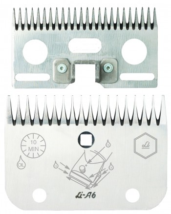 Rinder-Schermaschine LI SUPER 3000 LI A6
