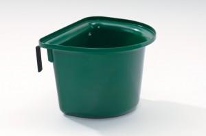 Turnier-Futtertrog Grün