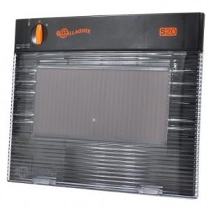 S20 Solar-Weidezaungerät