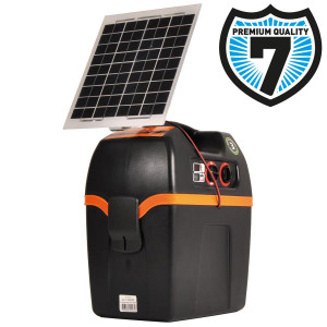 Gallagher SA200 (B200+6W Solar Assist)