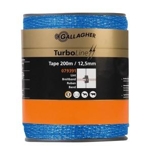 TurboLine Breitband 12,5 mm 200 m blau