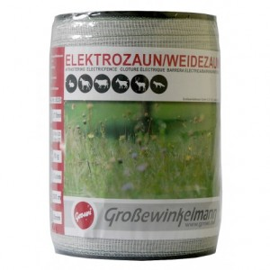 Growi CraftLine Breitband Elektrozaun