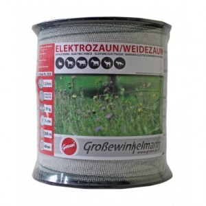 Growi CraftLine Breitband Elektrozaun 200 m / 20 mm