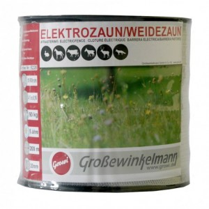 Growi VarioLine Breitband Elektrozaun 200 m / 20 mm