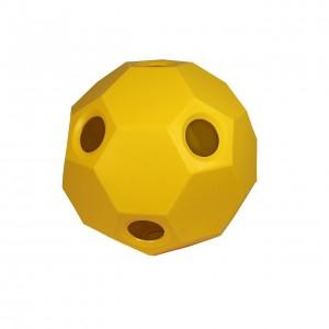 Heuball für Großpferde Gelb