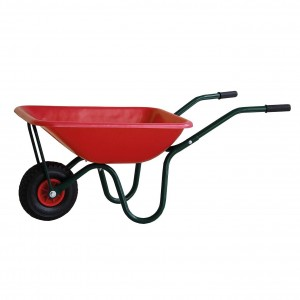 Growi® Profi-Kinderkarre Rot