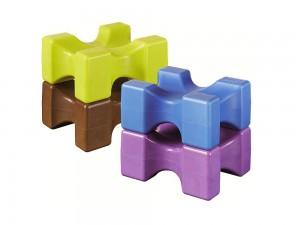 Mini Cube Pistazien-Grün