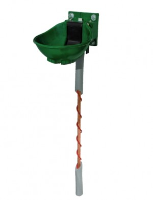 Lister Tränkebecken SB2 RBH / 24 Volt