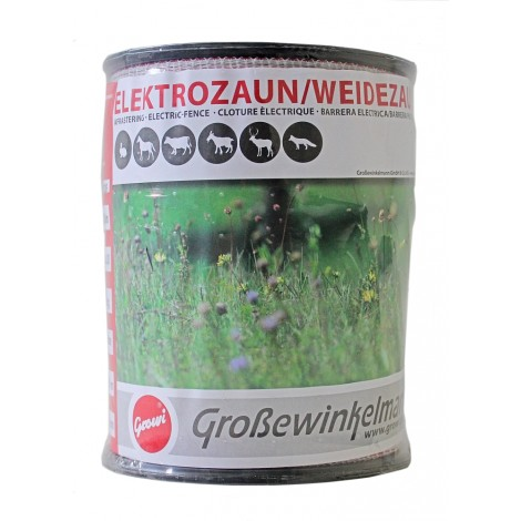 Growi SuperLine Breitband Elektrozaun 200 m / 10 mm
