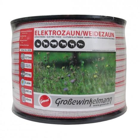 Growi Passero Breitband Elektrozaun 40 mm