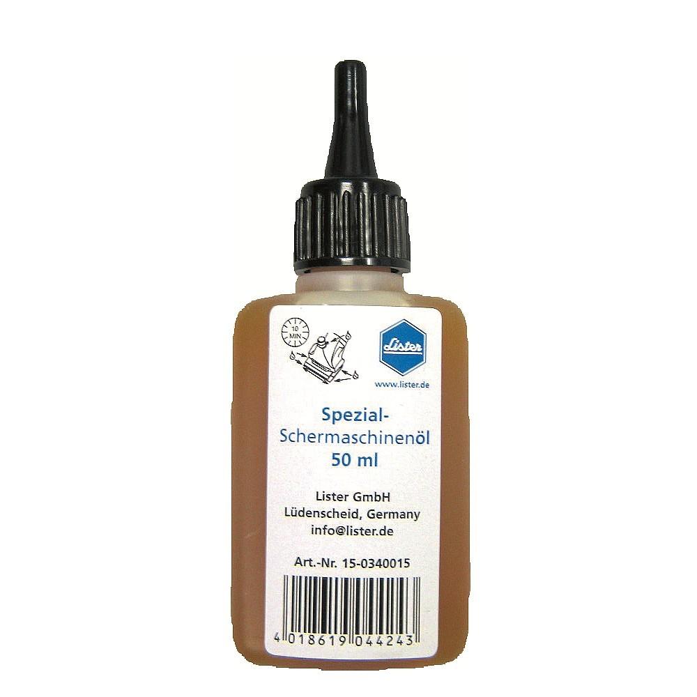 Lister Spezial-Schermaschinenöl